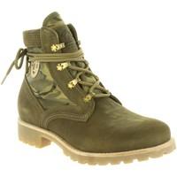 Schuhe Damen Wanderschuhe Panama Jack ROUTE BOOT REPORTER B9 Verde