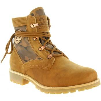 Schuhe Damen Wanderschuhe Panama Jack ROUTE BOOT REPORTER B10 Marr?n