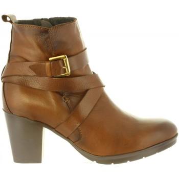 Schuhe Damen Klassische Stiefel Chika 10 MARGOT 04 Marr?n