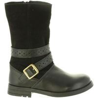 Schuhe Mädchen Klassische Stiefel Chika 10 ADIVINANZA 03 Negro