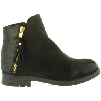 Schuhe Mädchen Low Boots Chika 10 ADIVINANZA 05 Negro