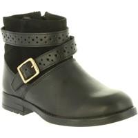 Schuhe Mädchen Low Boots Chika 10 ADIVINANZA 04 Negro