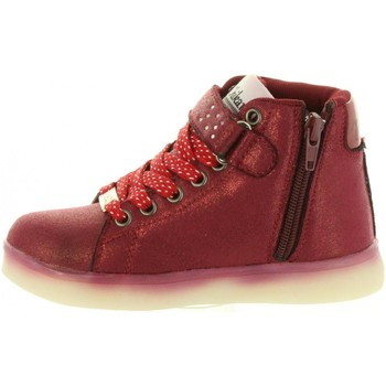 Schuhe Mädchen Low Boots Chika 10 ALUCES 02 Rojo