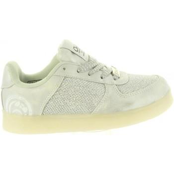 Schuhe Mädchen Sneaker Low Chika 10 ALUCES 03 Plateado