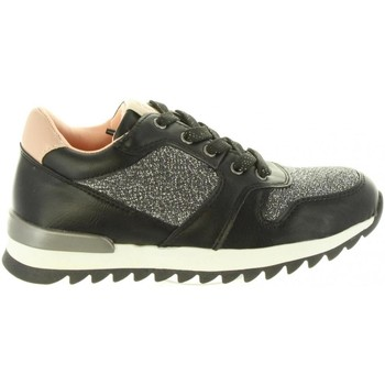 Schuhe Mädchen Sneaker Low Chika 10 CARIOCA 02 Negro
