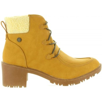 Schuhe Damen Klassische Stiefel Chika 10 PITU 06 Amarillo