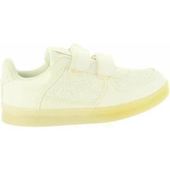 Schuhe Mädchen Sneaker Low Chika 10 ZALUCES 02 Blanco