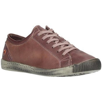 Schuhe Damen Sneaker Low Softinos P900154570-ISLA Braun