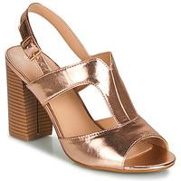 Schuhe Damen Sandalen / Sandaletten Moony Mood JALILIA Bronze