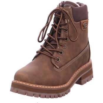 Schuhe Damen Stiefel Dockers - 43JY301650 braun