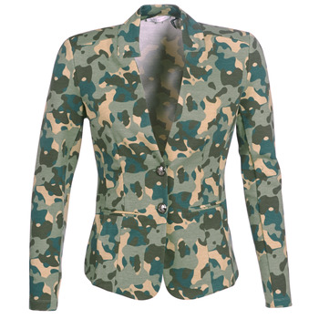 Kleidung Damen Jacken / Blazers Les Petites Bombes AZITAZ Multicolor