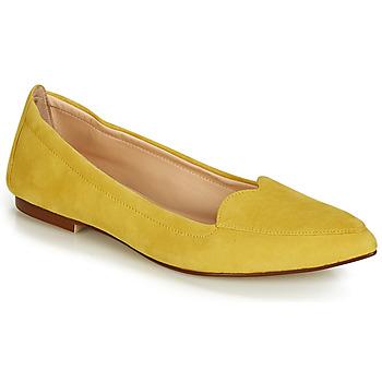 Schuhe Damen Ballerinas Paco Gil PARKER Gelb