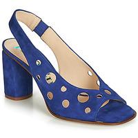 Schuhe Damen Sandalen / Sandaletten Paco Gil BALI Blau