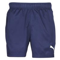 Kleidung Herren Shorts / Bermudas Puma WOVEN SHORT Marine