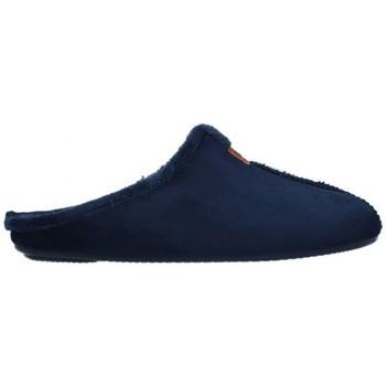 Schuhe Herren Hausschuhe Norteñas 10-145 Hombre Azul marino bleu