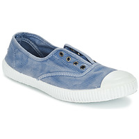 Schuhe Damen Slip on Chipie JOSEPH ENZ Blau / Grau