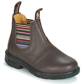 Schuhe Kinder Boots Blundstone KID'S BLUNNIES Braun