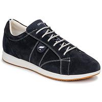 Schuhe Damen Sneaker Low Geox D AVERY Marine