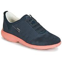 Schuhe Damen Sneaker Low Geox D NEBULA Marine