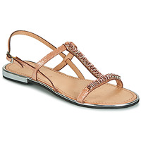 Schuhe Damen Sandalen / Sandaletten Geox D SOZY PLUS Bronze