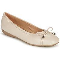 Schuhe Damen Ballerinas Geox D ANNYTAH Maulwurf