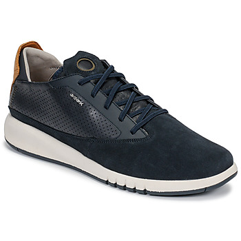 Schuhe Herren Sneaker Low Geox U AERANTIS Marine