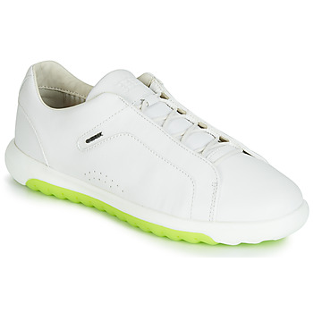 Schuhe Herren Sneaker Low Geox U NEXSIDE Weiss