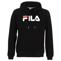 Kleidung Sweatshirts Fila PURE Hoody Schwarz