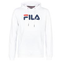 Kleidung Sweatshirts Fila PURE Hoody Weiss