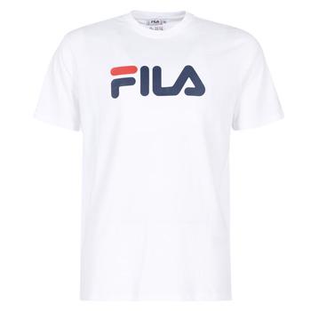 Kleidung T-Shirts Fila PURE Short Sleeve Shirt Weiss