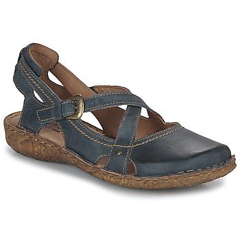 Schuhe Damen Sandalen / Sandaletten Josef Seibel ROSALIE 13 Blau
