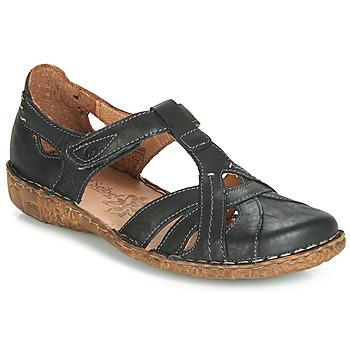 Schuhe Damen Sandalen / Sandaletten Josef Seibel ROSALIE 29 Schwarz