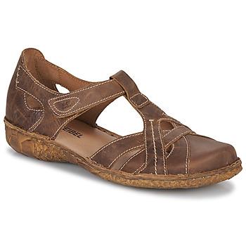 Schuhe Damen Sandalen / Sandaletten Josef Seibel ROSALIE 29 Braun