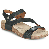 Schuhe Damen Sandalen / Sandaletten Josef Seibel TONGA 25 Schwarz