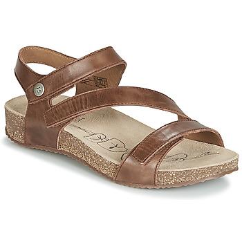 Schuhe Damen Sandalen / Sandaletten Josef Seibel TONGA 25 Braun