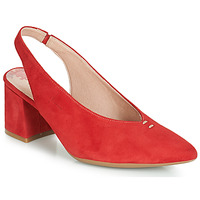 Schuhe Damen Pumps Dorking 7806 Rot