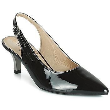 Schuhe Damen Pumps Dorking 7814 Schwarz