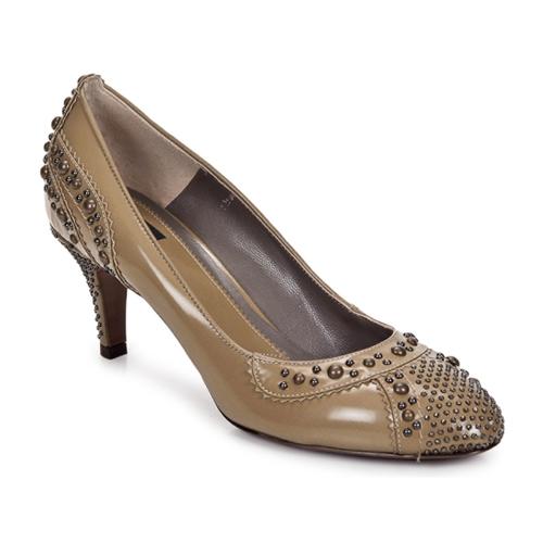 Etro GRACE Beige  Schuhe Schuhe Schuhe Low Stiefel Damen f97434