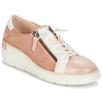 Schuhe Damen Sneaker Low Hispanitas BORA BORA Rose