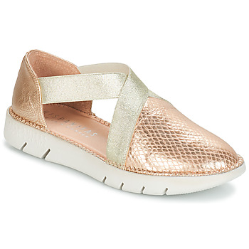 Schuhe Damen Slip on Hispanitas MAUI-V9 Gold