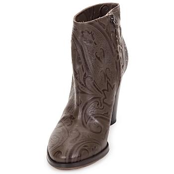 Etro MARLENE Braun - Kostenloser Versand |  - Schuhe Low Boots Damen 37800
