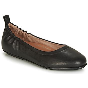Schuhe Damen Ballerinas FitFlop Allegro Schwarz