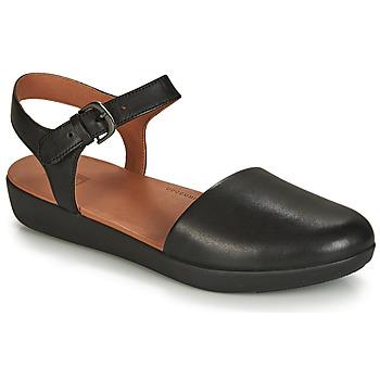 Schuhe Damen Sandalen / Sandaletten FitFlop COVA II Schwarz