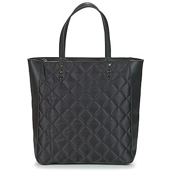 Taschen Damen Shopper / Einkaufstasche André LE MATELASSE Schwarz