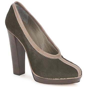 Schuhe Damen Pumps Kallisté ESCARPIN 5949 grün