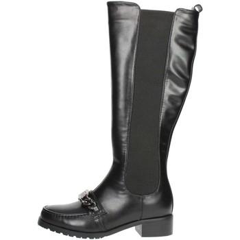 Schuhe Damen Klassische Stiefel Braccialini TA39 Schwarz