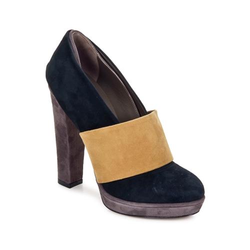 Kallisté BOTTINE 5854 Rosa / goldfarben / beige  Schuhe Pumps Damen 134,50
