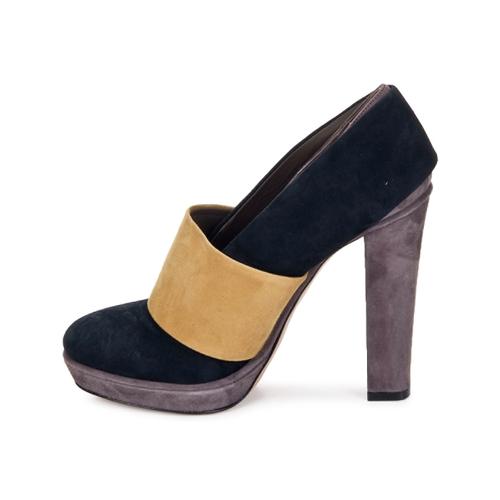 Kallisté / BOTTINE 5854 Rosa / Kallisté goldfarben / beige Schuhe Pumps Damen 134,50 2e3056