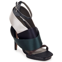 Schuhe Damen Sandalen / Sandaletten Kallisté NU-PIED 5801 Blau / liberty