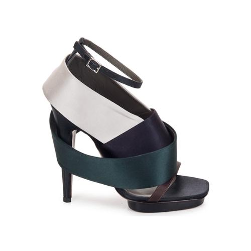 Kallisté NU-PIED 5801 liberty Blau / liberty 5801  Schuhe Sandalen / Sandaletten Damen 215,20 6d6d42